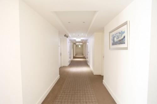 Golden Pebble Hotel – Corridors