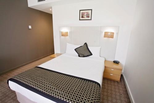 Golden Pebble Hotel – King Room