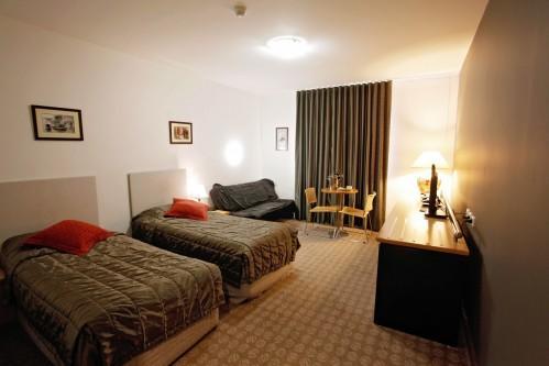 Golden Pebble Hotel – Twin Room