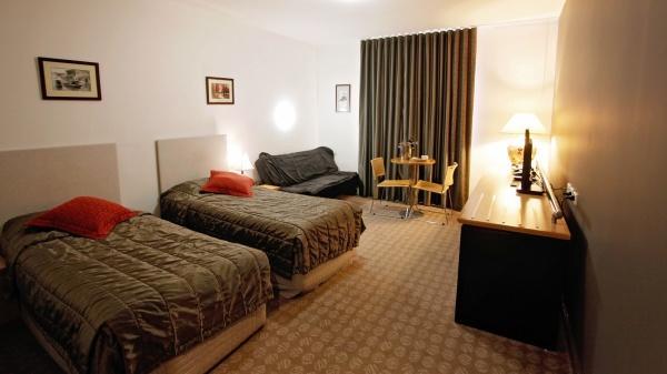 Golden Pebble Hotel – Room